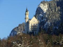Germany - Neuschwanstein Castle (Vineeth Mekkat) Tags: castle germany bavaria neuschwanstein neuschwansteincastle