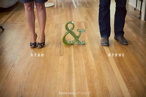 Dyan + Byrne :: Engagement