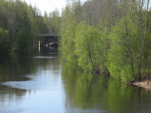 Seinäjoki, spring