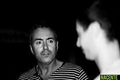 RoldixBCN (Bernat Nacente Foto) Tags: barcelona people bw white man black home 50mm nikon fuji f14 melody pro fujifilm catalunya nikkor gent blanc negre s5 人 スペイン 白 人々 白黒 バルセロナ 黒 caixafòrum 男 nohdr s5pro カタルニャ sortidazz roldixbcn