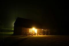 Noche de relax (_madmarx_) Tags: longexposure camping luz coruña galicia noite cafeteria pontedeume neboa fragadoeume mywinners madmarx