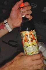Bear Flag Front Label
