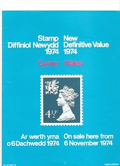 1974 PL(P)2401B  Welsh-Eng