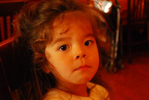 birthday girl at hard rock cafe