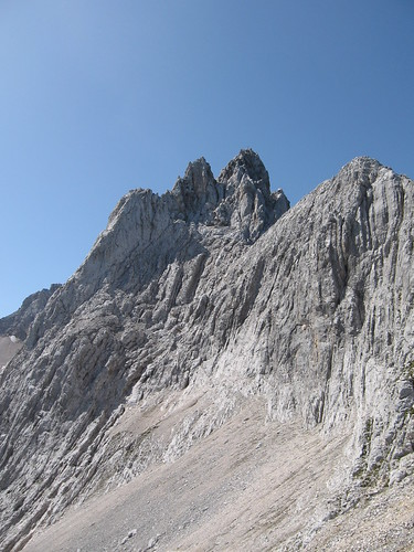 Partenkirchener Dreitorspitze