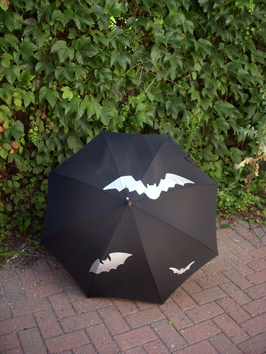 Pop Brollies - Bats in the Belfry - Silver