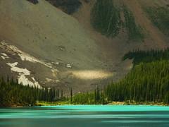 July17,2009aa (120) (AndroTravel) Tags: lake rockies lakes alberta banff rockymountains moraine morainelake mountainlakes