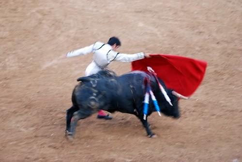 Corrida Mixta, Feria de Melilla 2009 165