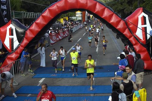Medio Maraton Atlas 2009