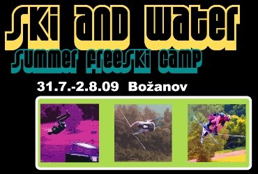 SKI AND WATER CAMP 2