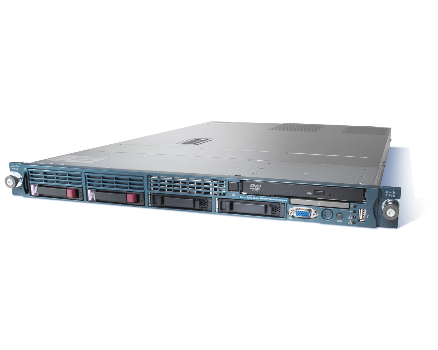 Cisco 3300 Series Mobility Services Engine pr version