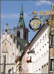 Schwaz. (abac077) Tags: church austria tirol europe eglise tyrol autriche schwaz