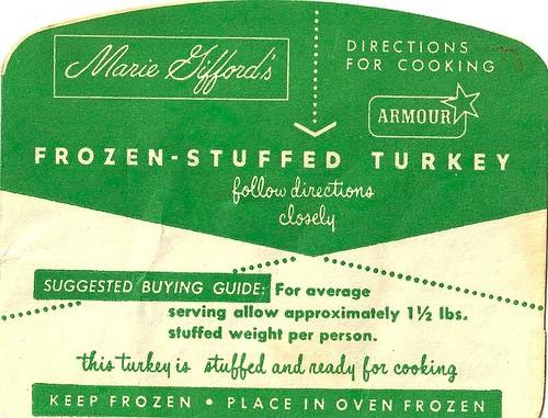 Turkey Instructions