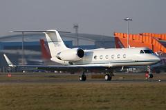 N154G - Timberland Aviation - Gulfstream IV - Luton - 090129 - Steven Gray - IMG_7545
