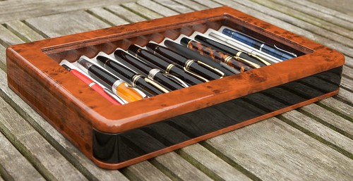 Visconti 12-Pen Stackable Case