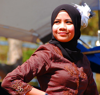 Sweet Malaysian girl