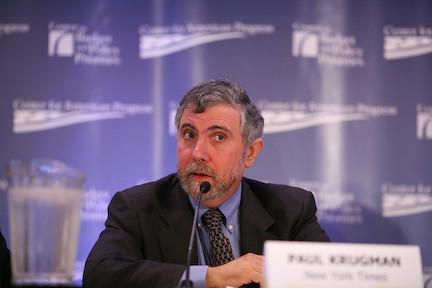 Paul Krugman, From FlickrPhotos