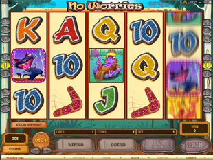 No Worries slot game online review