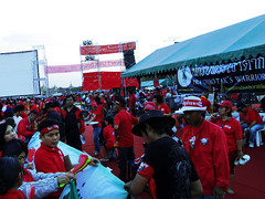 December 28, 2008 (Keeping Red) Tags: red thailand politics redshirts prodemocracy udd