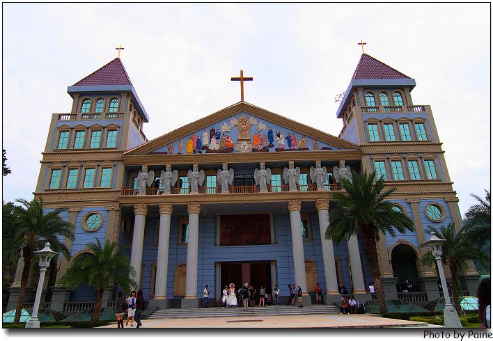 圓滿教堂+至善園