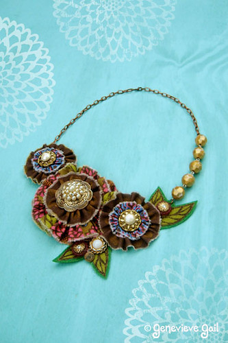 Gypsy Garden Necklace