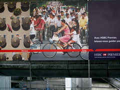 Bicycles in Adverts
