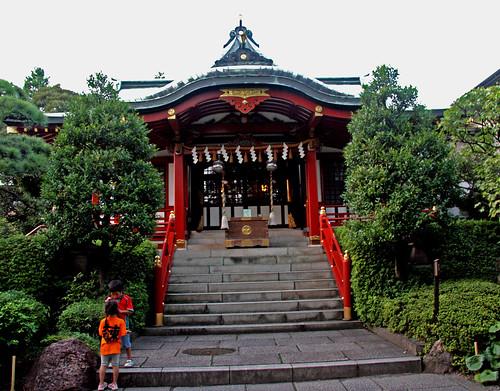 el templo sin nombre