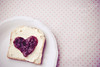 I think you don't know I love you~ (Pink Pixel Photography (f.k.a. Sunny)) Tags: stilllife love breakfast heart toast tellhim sigma1770mm canoneos400d scarletsunday ithinkyoudontknowiloveyou butimafraidtotellyou
