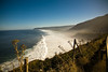 Une entreprise de cellulose est en train de construire un canal jusqu'à cet océan afin d' y rejeter ses déchets toxiques (Valdivia, Chili)