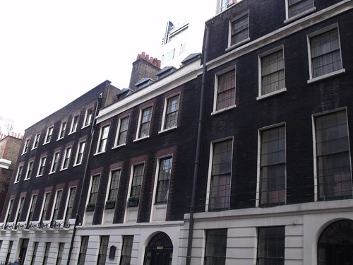 32 Craven Street, London - former home of Heinrich Heine