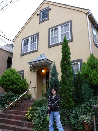 日式小別墅