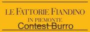 Contest burro Fattorie Fiandino