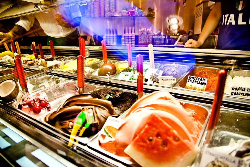 THE MOST AMAZING GELATO IN THE WORLD.