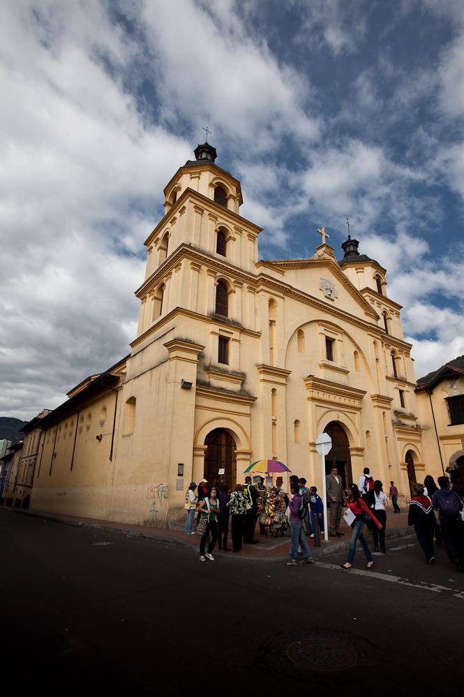 4054346172 ce02a4bea9 o Bogotá. Entre el oro y la Candelaria