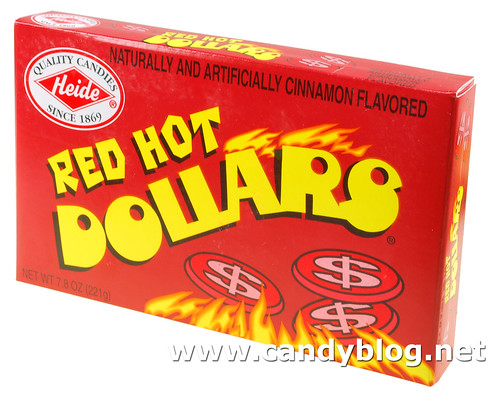 Heide Red Hot Dollars have a colorful past. The original Heide Red Hot