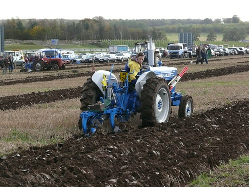 Ploughing Match - Ford