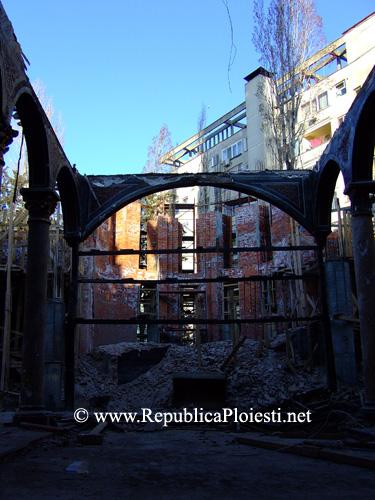 Catedrala - Reconstructie 1