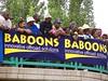spectators (Poopreporters2009) Tags: comic cartoon poop poopreport misterpooh