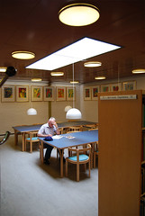 rodovre library_6 (e.b.archiuav) Tags: library arne jacobsen rodovre