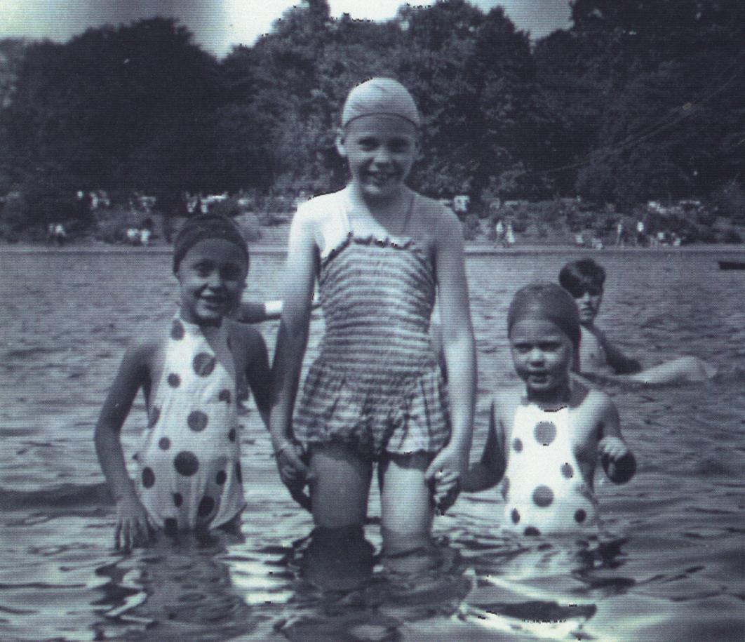 Barbara Orton, 1957