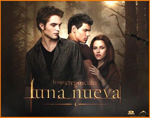 Luna Nueva - Crepúsculo