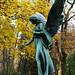 Walking Angel - Riemer Grave