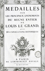 Medailles Louis Le Grand