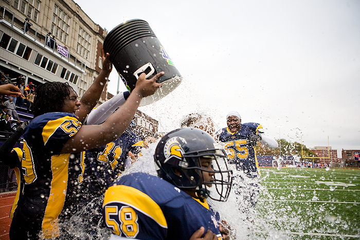 Ballou High School Football