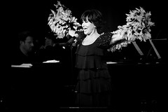 CHITA RIVERA (GREAT PERFORMANCES  / GEOGRAPHIC ADVENTURES) Tags: great richard conde adventures chita rivera performances birdland richardcondephotography