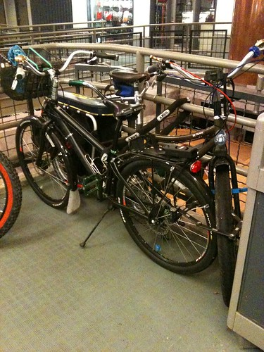 Party for Val: Bikes