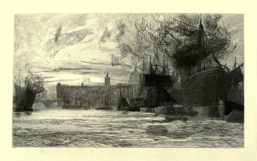 009-El Tamesis-London impressions 1898- William Hyde