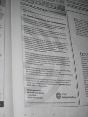 Stellenausschreibung der Stadt Gelsenkirchen (FAS)