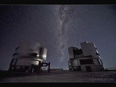 UT 3, 4 & The Milky Way [video] (josefrancisco.salgado) Tags: chile longexposure sky night star timelapse video nikon explore galaxy astrophotography astrofotografa astronomy nightsky nikkor cl iso1600 galaxia enana vlt astronoma desiertodeatacama themilkyway atacamadesert largemagellaniccloud d700 1424mmf28g dwarfgalaxy irregulargalaxy paranalobservatory cerroparanal bestvideosflickr iiregindeantofagasta grannubedemagallanes pequeanubedemagallanes galaxiairregular smalllargemagellaniccloud