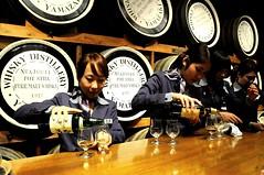 Suntory Yamazaki Whisky Distillery